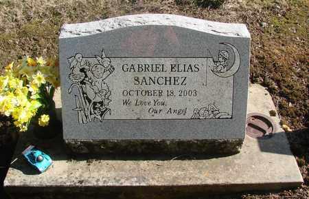 SANCHEZ, GABRIEL ELIAS - Marion County, Oregon | GABRIEL ELIAS SANCHEZ - Oregon Gravestone Photos