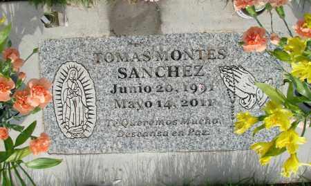 SANCHEZ, TOMAS MONTES - Marion County, Oregon | TOMAS MONTES SANCHEZ - Oregon Gravestone Photos