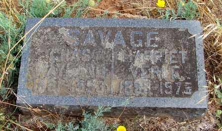 SAVAGE, CHARLES WAYLAND - Marion County, Oregon | CHARLES WAYLAND SAVAGE - Oregon Gravestone Photos