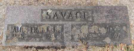 SAVAGE, MARGARET JANE - Marion County, Oregon | MARGARET JANE SAVAGE - Oregon Gravestone Photos