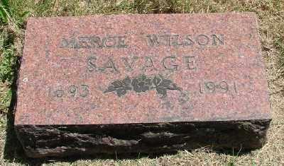 SAVAGE, MERCE RUHAMA - Marion County, Oregon | MERCE RUHAMA SAVAGE - Oregon Gravestone Photos