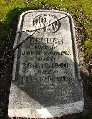 SAVAGE, RHODA - Marion County, Oregon | RHODA SAVAGE - Oregon Gravestone Photos