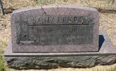 SCHAFFERS, EMMA - Marion County, Oregon   EMMA SCHAFFERS - Oregon Gravestone Photos