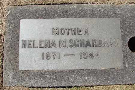 SCHARBACH, HELENA MARIE - Marion County, Oregon | HELENA MARIE SCHARBACH - Oregon Gravestone Photos