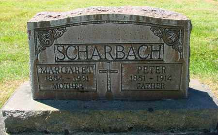 SCHARBACH, PETER - Marion County, Oregon | PETER SCHARBACH - Oregon Gravestone Photos