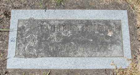 SCHIEDLER, CATHERINE - Marion County, Oregon | CATHERINE SCHIEDLER - Oregon Gravestone Photos