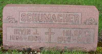 SCHMACHER, IRVIN J - Marion County, Oregon | IRVIN J SCHMACHER - Oregon Gravestone Photos