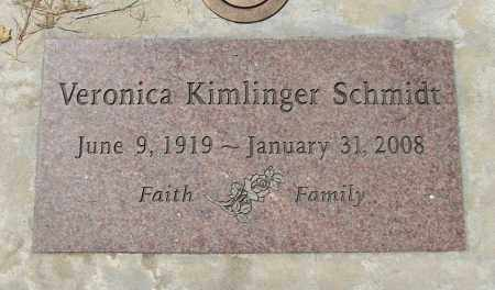 KIMLINGER, VERONICA - Marion County, Oregon | VERONICA KIMLINGER - Oregon Gravestone Photos