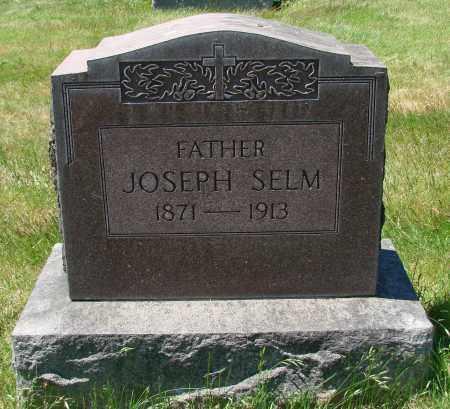 SELM, JOSEPH - Marion County, Oregon | JOSEPH SELM - Oregon Gravestone Photos