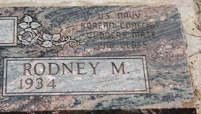 SENTER, RODNEY M - Marion County, Oregon | RODNEY M SENTER - Oregon Gravestone Photos