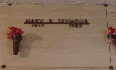 SEYMOUR, MARY R - Marion County, Oregon | MARY R SEYMOUR - Oregon Gravestone Photos