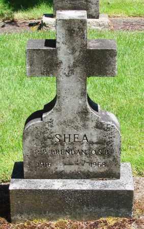 SHEA, BRENDAN - Marion County, Oregon | BRENDAN SHEA - Oregon Gravestone Photos