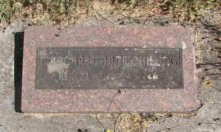 SHILLING, MARGARET ANNE - Marion County, Oregon | MARGARET ANNE SHILLING - Oregon Gravestone Photos