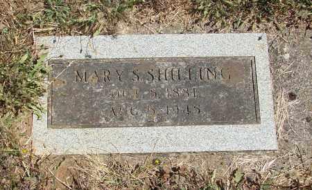 SHILLING, MARY S - Marion County, Oregon | MARY S SHILLING - Oregon Gravestone Photos