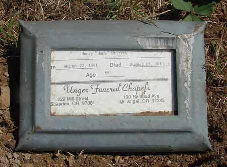 SHIRKEY, HENRY LOUIS - Marion County, Oregon | HENRY LOUIS SHIRKEY - Oregon Gravestone Photos