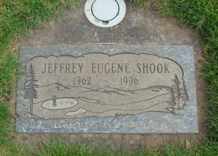 SHOOK, JEFFREY EUGENE - Marion County, Oregon   JEFFREY EUGENE SHOOK - Oregon Gravestone Photos