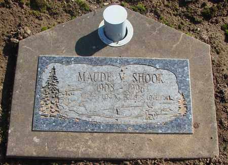 IRWIN, MAUDE V - Marion County, Oregon | MAUDE V IRWIN - Oregon Gravestone Photos