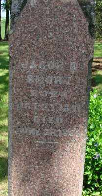 SHORT, JACOB ROBINS - Marion County, Oregon   JACOB ROBINS SHORT - Oregon Gravestone Photos