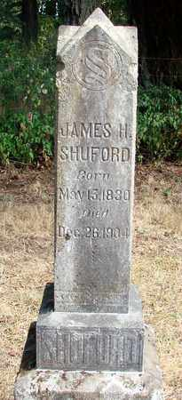 SHUFORD, JAMES H - Marion County, Oregon | JAMES H SHUFORD - Oregon Gravestone Photos