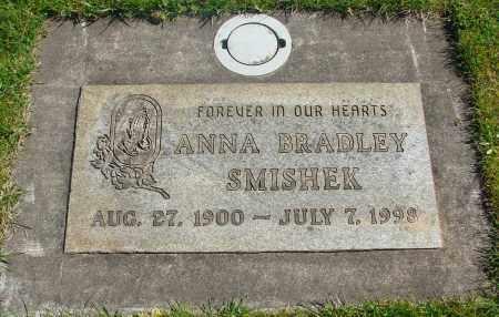 BRADLEY, ANNA - Marion County, Oregon | ANNA BRADLEY - Oregon Gravestone Photos