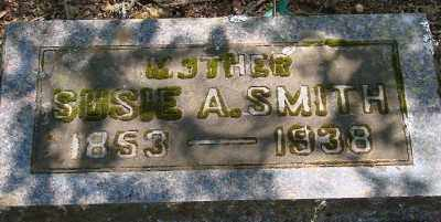 HIGGINS SMITH, SUSAN A - Marion County, Oregon | SUSAN A HIGGINS SMITH - Oregon Gravestone Photos