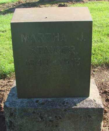 STAIGER, MARTHA - Marion County, Oregon | MARTHA STAIGER - Oregon Gravestone Photos