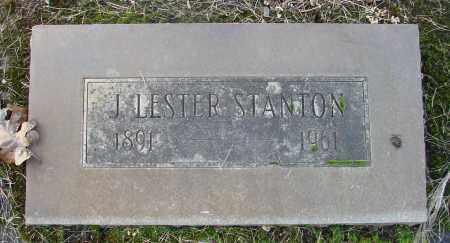 STANTON, J LESTER - Marion County, Oregon   J LESTER STANTON - Oregon Gravestone Photos