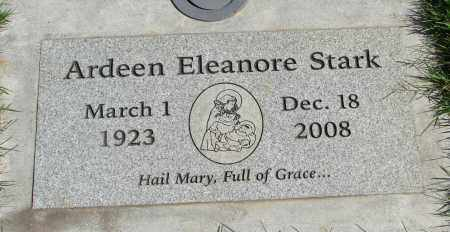 STARK, ARDEEN ELEANORE - Marion County, Oregon | ARDEEN ELEANORE STARK - Oregon Gravestone Photos