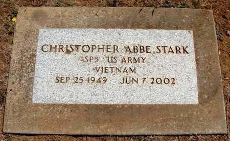 STARK, CHRISTOPHER ABBE - Marion County, Oregon   CHRISTOPHER ABBE STARK - Oregon Gravestone Photos