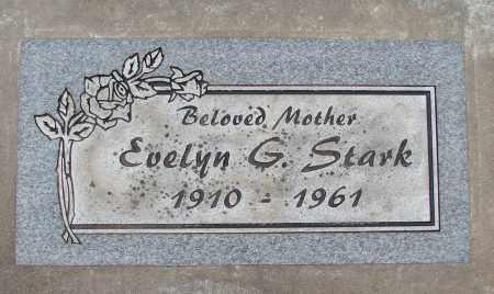STARK, EVELYN G - Marion County, Oregon | EVELYN G STARK - Oregon Gravestone Photos