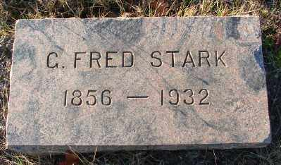 STARK, GEORGE FREDRICK - Marion County, Oregon | GEORGE FREDRICK STARK - Oregon Gravestone Photos