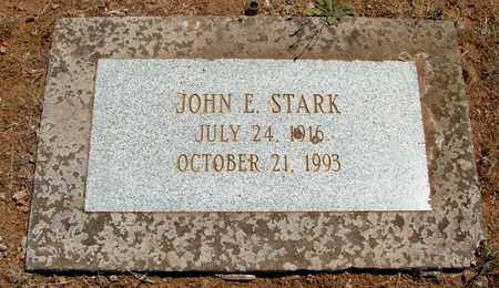 STARK, JOHN EDWIN - Marion County, Oregon | JOHN EDWIN STARK - Oregon Gravestone Photos