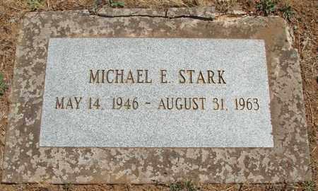 STARK, MICHAEL E - Marion County, Oregon   MICHAEL E STARK - Oregon Gravestone Photos