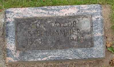 TAYLOR, ADA - Marion County, Oregon | ADA TAYLOR - Oregon Gravestone Photos