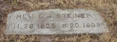 STEINER, C B - Marion County, Oregon | C B STEINER - Oregon Gravestone Photos