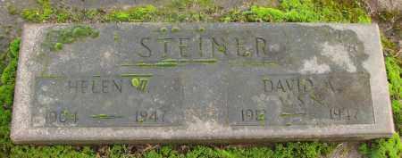 STEINER, DAVID A - Marion County, Oregon   DAVID A STEINER - Oregon Gravestone Photos