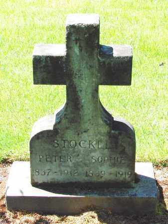 STOCKEL, PETER - Marion County, Oregon | PETER STOCKEL - Oregon Gravestone Photos
