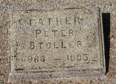 STOLLER, PETER - Marion County, Oregon | PETER STOLLER - Oregon Gravestone Photos