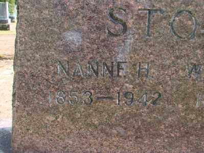 STONEBRINK, NANNE H - Marion County, Oregon | NANNE H STONEBRINK - Oregon Gravestone Photos