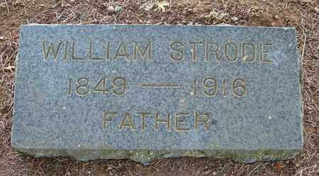 STRODE, WILLIAM W - Marion County, Oregon | WILLIAM W STRODE - Oregon Gravestone Photos