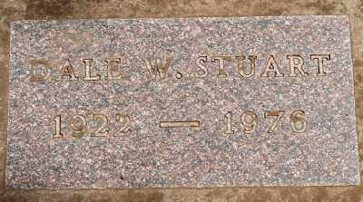 STUART, DALE WILLIAM - Marion County, Oregon | DALE WILLIAM STUART - Oregon Gravestone Photos