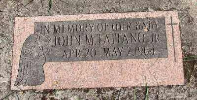 TAITANO, JOHN M - Marion County, Oregon | JOHN M TAITANO - Oregon Gravestone Photos