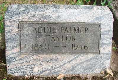 TAYLOR, ADDIE BELLE - Marion County, Oregon | ADDIE BELLE TAYLOR - Oregon Gravestone Photos