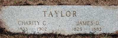 TAYLOR, JAMES D - Marion County, Oregon | JAMES D TAYLOR - Oregon Gravestone Photos