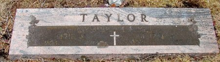 TAYLOR, EFFIE MARIE - Marion County, Oregon   EFFIE MARIE TAYLOR - Oregon Gravestone Photos