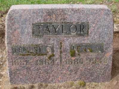 TAYLOR, ERNEST B - Marion County, Oregon | ERNEST B TAYLOR - Oregon Gravestone Photos