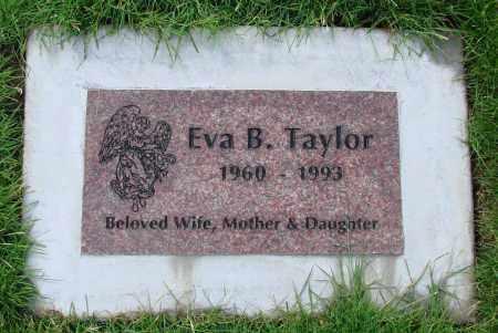 TAYLOR, EVA BERNADETTE - Marion County, Oregon | EVA BERNADETTE TAYLOR - Oregon Gravestone Photos