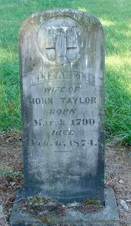 TAYLOR, ELIZABETH - Marion County, Oregon | ELIZABETH TAYLOR - Oregon Gravestone Photos