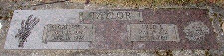 TAYLOR, FRED LLOYD - Marion County, Oregon | FRED LLOYD TAYLOR - Oregon Gravestone Photos