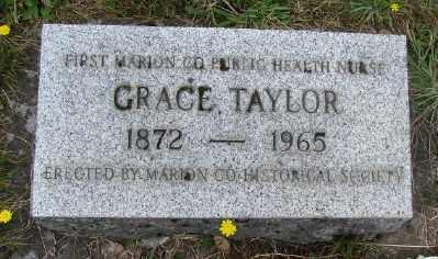 TAYLOR, GRACE L - Marion County, Oregon   GRACE L TAYLOR - Oregon Gravestone Photos